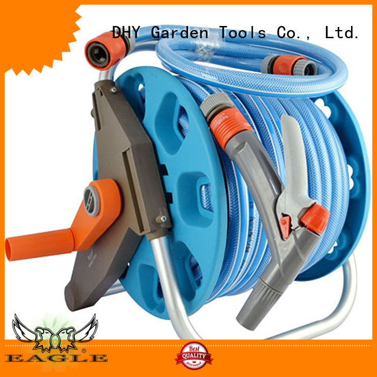 setpp 30m garden hose reel thirty car Eagle Brand