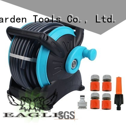 tool watering agricultural 20m hose reel set Eagle Brand