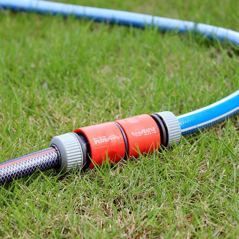 locks 3/4 hose connector quick Eagle company