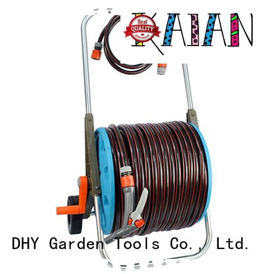 low quality Eagle Brand 80m hose reel set