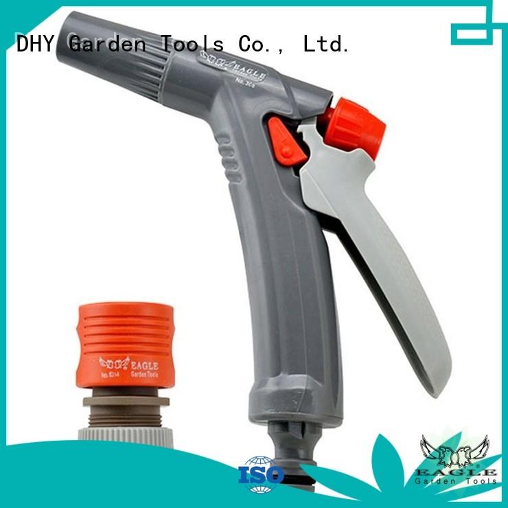 sprayer plastic gun high pressure hose nozzle Eagle Brand