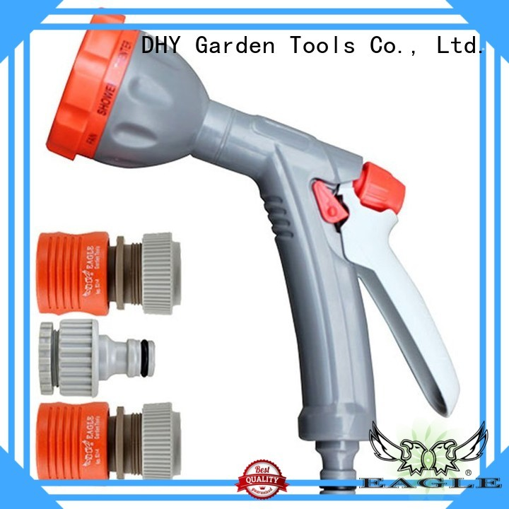 Eagle Brand setpp spray high pressure hose nozzle garden