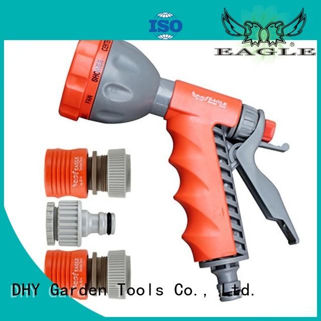 gun fish garden hose spray nozzle abs Eagle company