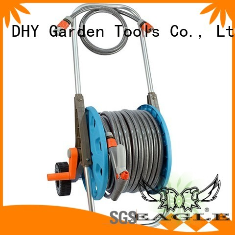 Wholesale watering 50m hose pipe and reel hose Eagle Brand