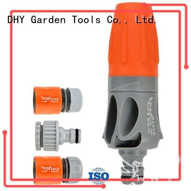 watering plastic garden hose nozzle setpp Eagle