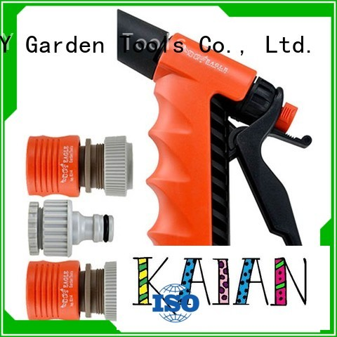 Eagle Brand nozzlespray absfunctional plastic custom garden hose spray nozzle